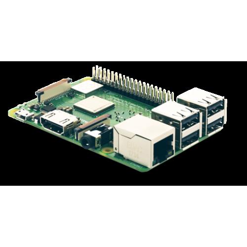 Raspberry Pi 3 Model B+ - With Built in Gigabit Ethernet