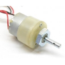 DC Geared Motor (30 RPM)