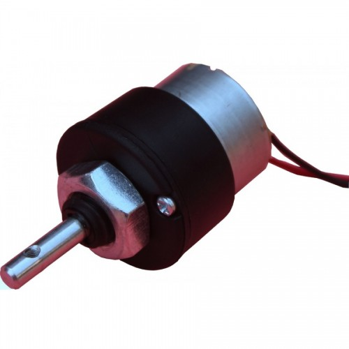 Dc Geared Motor 60 Rpm