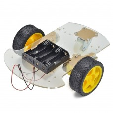 2WD Two Wheel Drive Smart Robot Car Chassis DIY kit