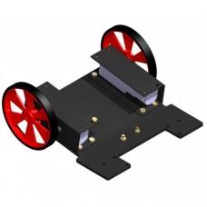 Two Wheel Drive 2WD Robotic Platform Robot Chassis Kit