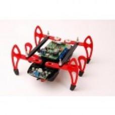 3 Servo Rduino based Hexabot