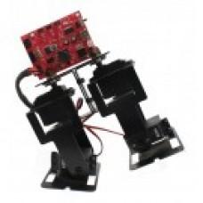 4-Servo Rduino Based Biped