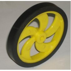 BO MOTOR WHEEL (YELLOW)