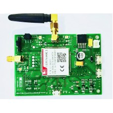 SIM7600E 4G/3G/2G GSM MODEM MODULE WITH  SMA ANTENNA (TTL AND USB)