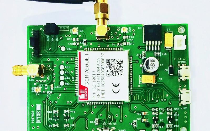 New SIM7600E 4G/3G/2G GSM MODEM By ElemenzOnline.com