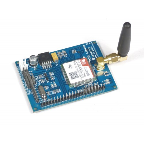M2M Linker Arduino Compatible ATMEGA328 & SIM800 based GSM