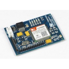 e-Tracker Arduino Compatible ATMEGA328 & SIM808 based GSM GNSS GPS tracking module board with CALL SMS GPRS facility