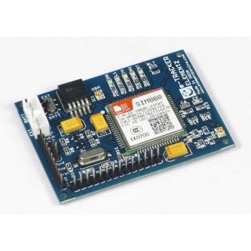 e-Tracker Arduino Compatible ATMEGA328 & SIM808 based GSM GNSS GPS