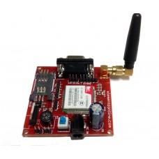SIM900A GSM MODEM MODULE V1.2 with SMA ANTENNA (RS232, TTL OUTPUT)