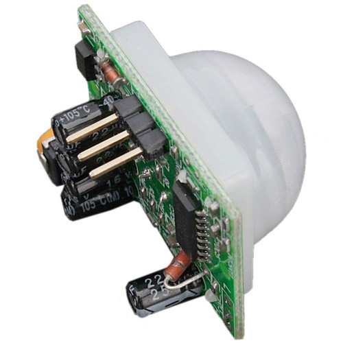 Hc sr pyroelectric infrared pir motion sensor
