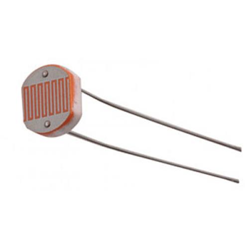 LDR-Light Detecting Resistor