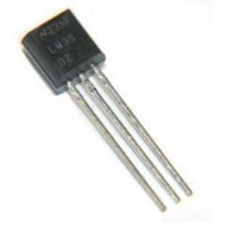 LM35 Temperature Sensor (TO-92)