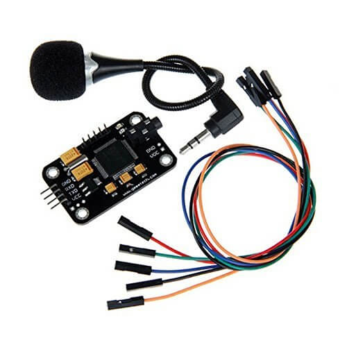 Voice    Speech Recognition Module Kit With Voice Control