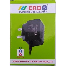 12V 1A DC Power Adaptor