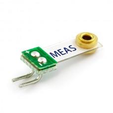 MiniSense 100 Piezo Vibration Sensor - Small Vertical