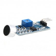Sound Detection Sensor Module for Arduino and Raspberry Pi