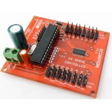 16 servo controller board - Elementz Scorpion Board