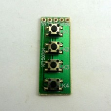 4 Key Switch Board