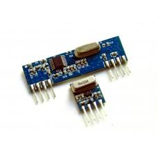 RF ASK MODULE 433.92MHz Transmitter Receiver Pair