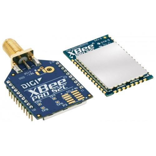 Xbee pro mw rpsma series c zigbee mesh