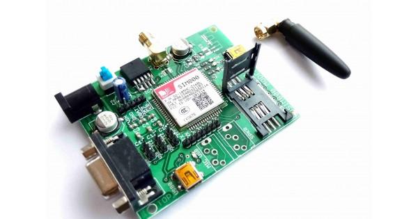 PPP internet using SIMCOM SIM800 modem